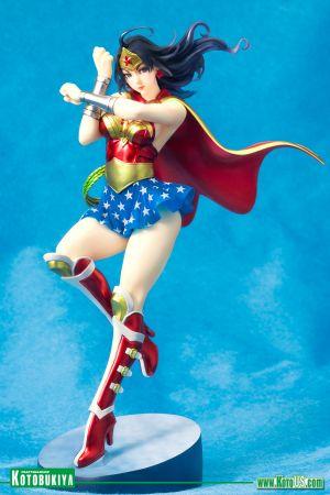 DC ARMORED WONDER WOMAN BISHOUJO STATUE 2nd Edition