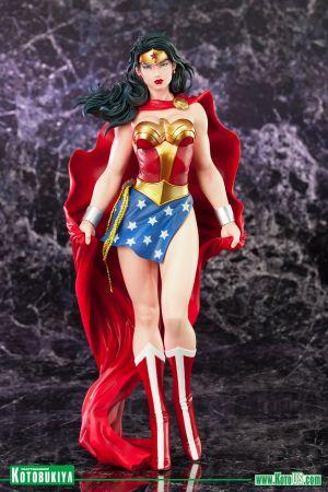 DC COMICS WONDER WOMAN ARTFX STATUE [RE-SOLICITATION]