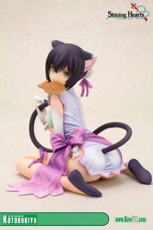 SHINING HEARTS ~MISCHIEVOUS SLINKING CAT~ XIAO MEI ANI*STATUE