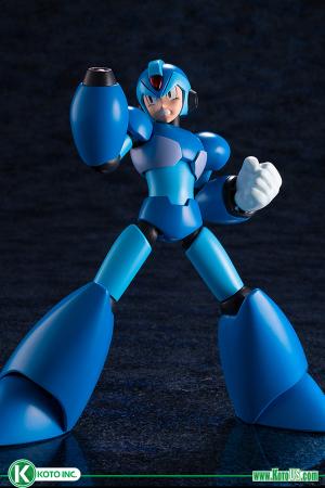 MEGA MAN X MEGA MAN X MODEL KIT (2021]