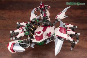 DEATH STINGER ZS ZOIDS MODEL KIT