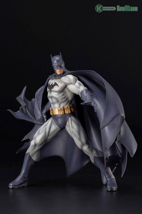 Dc Comics Batman Hush Renewal Package Artfx Statue Kotous Store