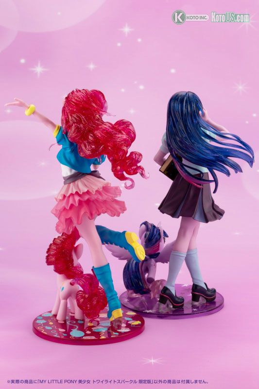 MY LITTLE PONY TWILIGHT SPARKLE LIMITED EDITION BISHOUJO STATUE - Kotous  Store