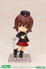 Cu-poche Girls und Panzer MAHO NISHIZUMI Action Figure Kotobukiya NEW from Japan