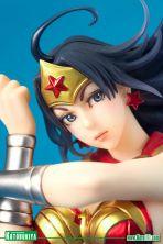 DC COMICS Bishoujo DC UNIVERSE Armored Wonder Woman 2nd Edition Japan PSL F S