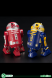 STAR WARS CELEBRATION 2019 - R2-R9 & R2-B1 TWO PACK ARTFX+  - INCLUDES KOTO INC PIN